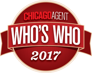 Chicago Agent Who's Who 2017 - Cathy Walsh